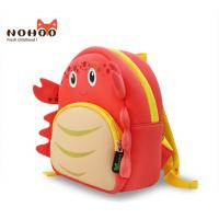 China Adorable Crab Style Kid School Backpack / Kids Character Backpacks on sale