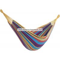Fade Resistant Tropical Authentic Brazilian Hammock With Stand Island Camping Manufactures