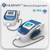 China 808nm diode laser hair removal machine for permanent epilation fast painless confortable on sale