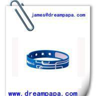 Silicone Adjustable Wristband Manufactures
