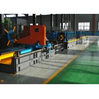 China Fully Automatic Seamless Pipe Milling Machine , Welded Pipe Mill HG76 on sale