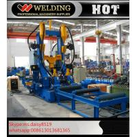 Buy cheap Assembly Welding Straightening H Beam Welding Line 3 In 1 High Efficiency for Industrial from wholesalers