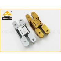 Door And Window & Table Soss Type 180 Degree 3d Adjustable Hinges Manufactures