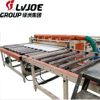 High Output Gypsum Board Cutting Machine 380V 17.15KW Power CE ISO Approved Manufactures
