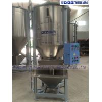 Muti - Function Plastic Pellets Dry Mixer Machine With Heater 3 Phase Voltage Manufactures