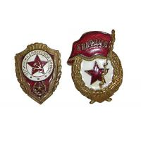 Light Weight Custom Metal Pin Badges Injected Or Debossed Logos Long Service Life Manufactures