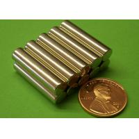 Quality Gold Surface Samarium Cobalt Magnets With Strongest Magnetic Material for sale