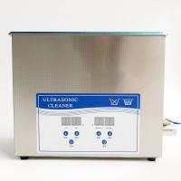 6L Ultrasonic Cleaner For Lab Glassware and Fast Removing Flux PCB Manufactures
