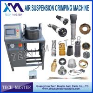 Manual Hydraulic Hose Crimping Machine Tool , Audi Air Suspension Shock Crimping Machine Manufactures