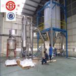 Cyclone Vacuum Spray Drying Machine Inside Mirror , High Speed Centrifugal Atomizer Manufactures