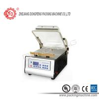 China Stainless Steel Food Vacuum Packer / Vacuum Wrap Machine 50Hz CE Approval on sale