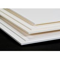 Quality White Fire Retardant PVC Foam Board Sheet Screen Printing High Tickness for sale