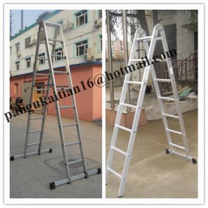 Aluminium ladder&Step Footplate ladder,Aluminium Telescopic ladder Manufactures