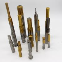 Customized Tungsen Carbide Punch Tool HSS Punch Pin With High Precision Manufactures