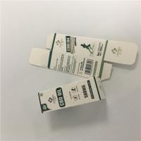 Custom Printed CBD Oil Bottle Paper Tube Packaging Cylinder Box With Gold Stamping Manufactures