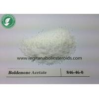 Buy cheap Powerful Muscle Growth Steroid Boldenone Acetate to Lean Bulk CAS 2363-59-9 from wholesalers