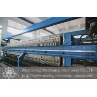 Membrane Dewatering Filter Press Molybdenum Ore Dewatering Filters Manufactures