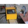 Precise Cutting 200kg Metal CNC Flame Cutters / Portable Flame CNC Cutting Machine for sale
