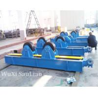 Conventional Wired 380V Pipe Turning Rolls 2 x 4kw with Hydraulic Pressure Manufactures