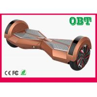 Standing Seatless two wheels self balancing scooter 8.0 Inch 4.4AH battery Manufactures