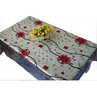 Royal PVC laser table cloth Manufactures