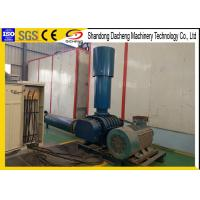 Aeration Roots Air Blower For Water Treatment Plant Oil Free Conveying Manufactures