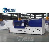 PLC Control Industrial Injection Molding Machine For PET / PP / PS / HDPE Material Manufactures