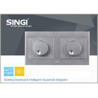 European style electrical wall socket , bathroom shaver socket Manufactures