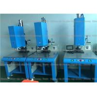 High Power 4200w 15Khz Ultrasonic Welding Equipment For Plastic Materials Manufactures