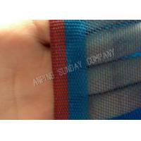 High Density Wire Mesh Insect Screen , Anti Hail Nylon Mesh Screen Roll 3 * 50m Manufactures