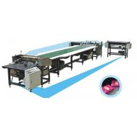 Automatic Cross Double Sided Lapping Machine For Polyester Fiber Fabric Manufactures