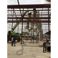 HIgh quality cassava starch production plant machinery