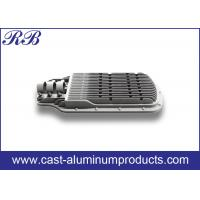 High Pressure Die Casting Process / Casting Aluminum Parts Waterproof Shell Manufactures