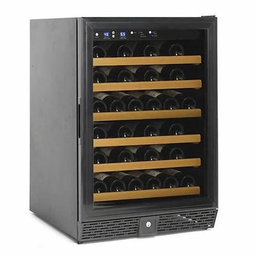Quality 54 Bottles Compressor Wine Cooler (Fridges) for sale