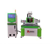 China 1325 ATC 4 Axis Cnc Router Engraving Machine Heavy Duty Body Structure on sale