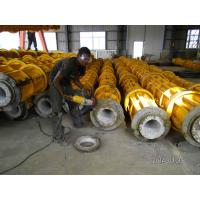 Steel Mould 8m Concrete Electric Poles Pre-stressed for Transmission Manufactures