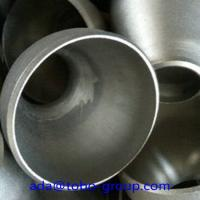 Quality 1/2'' Butt Weld Fittings Concentric Pipe Reducer WP347H SCH40s ASME B16.9 for sale