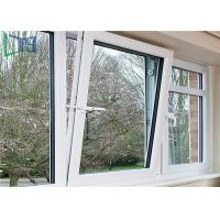 Residential Aluminium Tilt And Turn Windows Thermal Break Opening Inward Manufactures