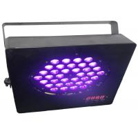 RGB Slim Par64 LED Par Can Lights / Lamp for Wedding / Concert / Theatre Stage Lighting Manufactures