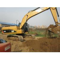 China Cat 320D 20 Tonne Used Crawler Excavator 1cbm Bucket Capacity Cabin With A/C on sale
