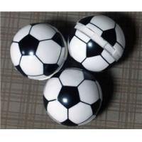 Small Fragrance Wardrobe / Shoe Deodorizer Balls Football Pattern Blister Card Package Manufactures
