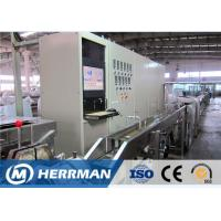 BM Screw Optical Fiber Cable Sheathing Machine For Steel Wires / FRP Enforced Tube Manufactures