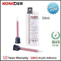 50ml 75ml 250ml 490ml Kongder Glue Marble To Metal Adhesive For Nature Stone Adhesive Manufactures