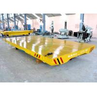 Paper making industry heavy duty rail transport  car wired push button operate Manufactures