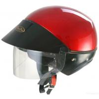 Standards Open Face Motorcycle Helmet (eec/dot)