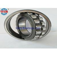 Quality GCR15 Chrome Steel Cylinder Roller Bearing , Double Row Spherical Roller Bearing for sale