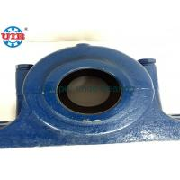 Quality C45 SN511 Split Plummer Block Radial Bearing , Gray Cast Iron Low Friction for sale