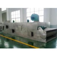 China Calcium Carbonate Porcelain Soil Belt Drying Machine Single Layer 0.2-0.8 Mpa on sale