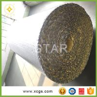 Reflective Moisture Barrier Insulation material for transformer /insulation thermal curtains Manufactures