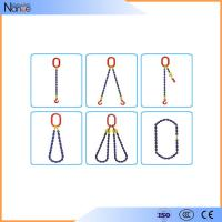 Corrosion Resistance Polyester Sling , Safety Nylon Lifting Sling Manufactures
